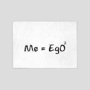 Me = EgO2 5'x7'Area Rug