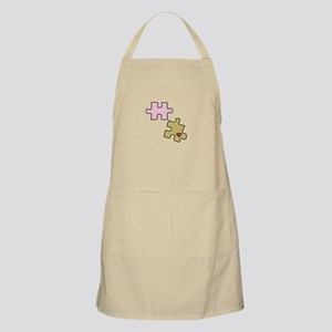 Piece with Heart Apron