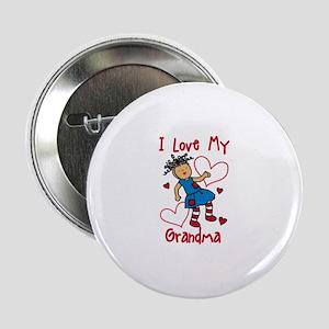 "Love My Grandma 2.25"" Button"
