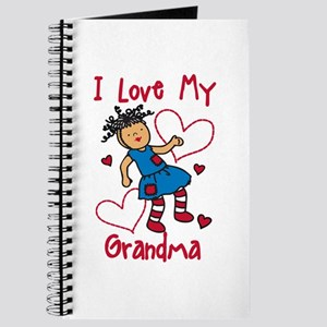 Love My Grandma Journal