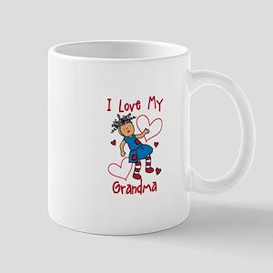Love My Grandma Mugs
