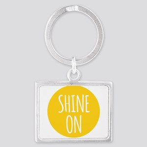 shine on Keychains