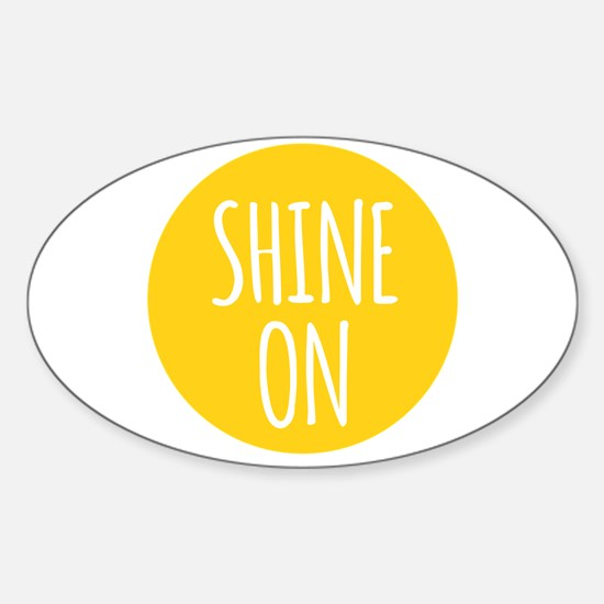 shine on Decal