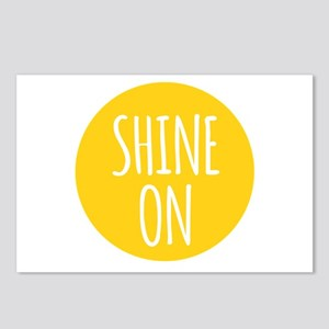 shine on Postcards (Package of 8)