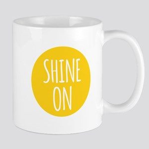 shine on Mugs