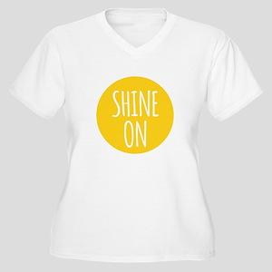 shine on Plus Size T-Shirt
