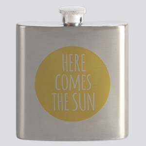 Here comes the sun Flask
