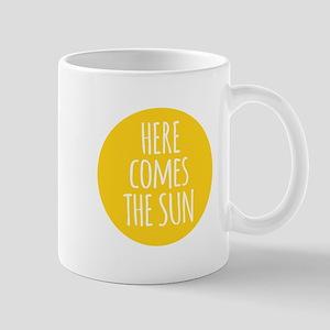 Here comes the sun Mugs
