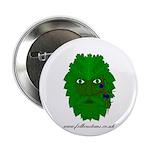 "Folk Customs - Green Man 2.25"" Button"