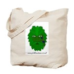 Folk Customs - Green Man Tote Bag