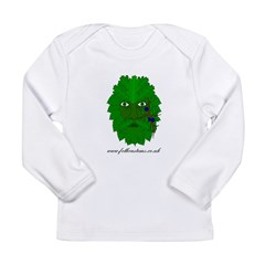 Folk Customs - Green Man Long Sleeve T-Shirt
