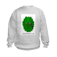 Folk Customs - Green Man Sweatshirt