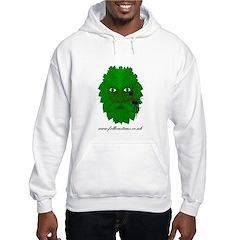 Folk Customs - Green Man Jumper Hoody