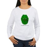 Folk Customs - Green Man Long Sleeve T-Shirt