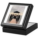 Waterside Gazebo Keepsake Box