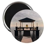 Waterside Gazebo Magnets