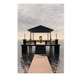 Waterside Gazebo Postcards (Package of 8)