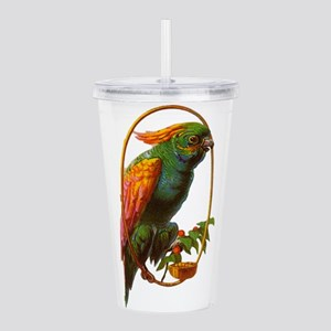 parrot Acrylic Double-wall Tumbler