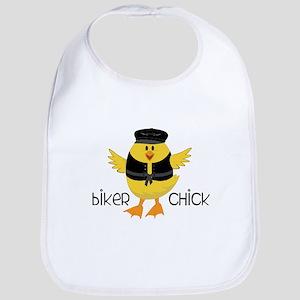 Biker Chick Bib