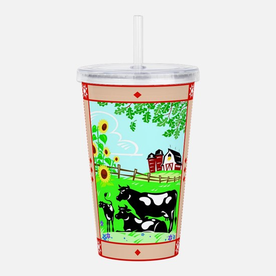The Barn Acrylic Double-wall Tumbler