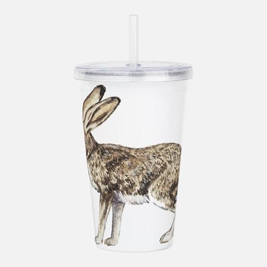 Jack Rabbit Acrylic Double-wall Tumbler