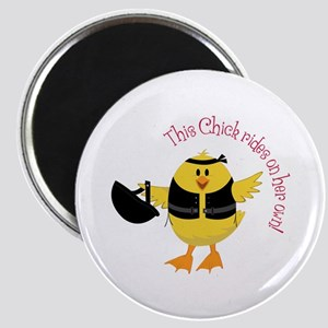 This Chik Rides Magnets