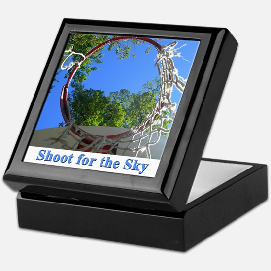 Shoot for the Sky Keepsake Box