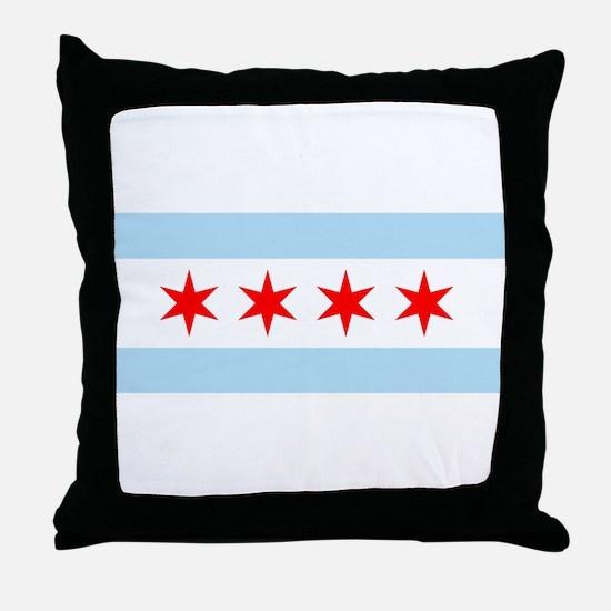 Unique Illinois Throw Pillow