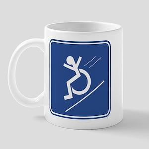 Wheelchair Whee! Mug