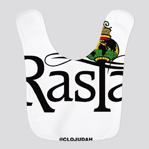 Rasta Globe Bib