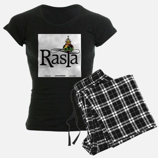 Rasta Globe Pajamas