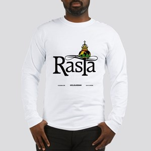 Rasta Globe Long Sleeve T-Shirt
