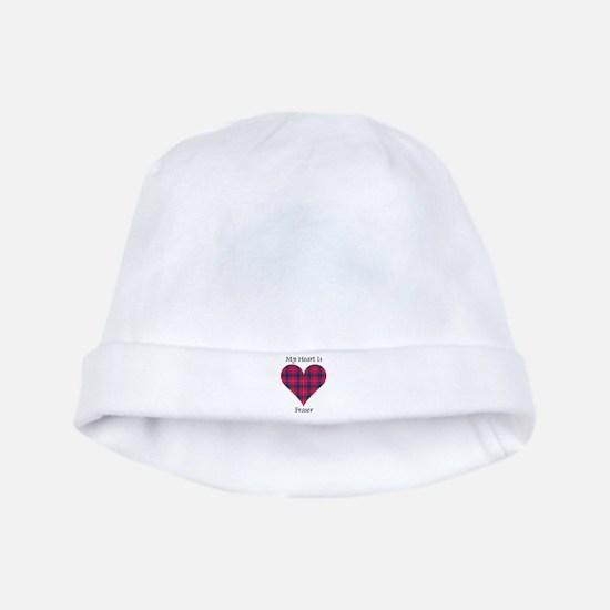 Heart - Fraser baby hat