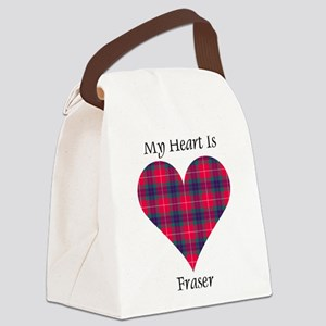 Heart - Fraser Canvas Lunch Bag