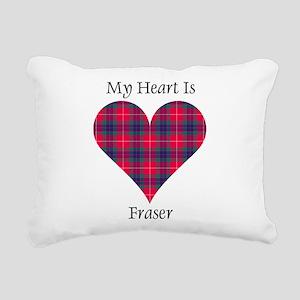 Heart - Fraser Rectangular Canvas Pillow