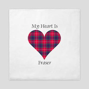 Heart - Fraser Queen Duvet