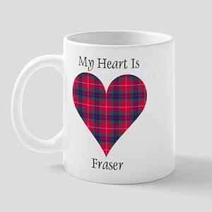 Heart - Fraser Mug