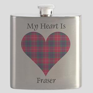 Heart - Fraser Flask