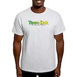 Green-Yellow Teen Ink Light T-Shirt
