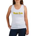 Teen Ink Women's Tank Top