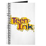 Retro Splash Teen Ink Journal