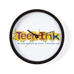 Retro Logo Wall Clock