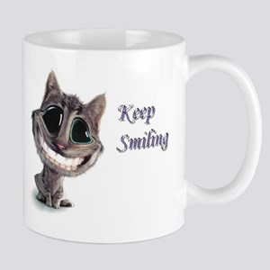 Keep Smiling Coffee Mug