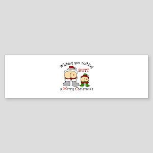Wishing You Bumper Sticker