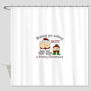 Wishing You Shower Curtain