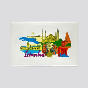 Istanbul - Turkey Magnets