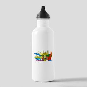 Istanbul - Turkey Water Bottle