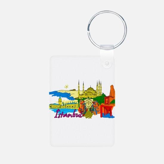 Istanbul - Turkey Keychains