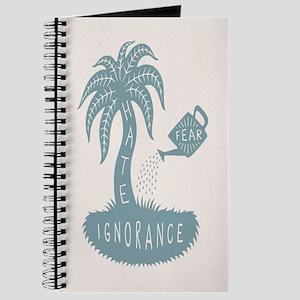 Fear + Ignorance = Hate Journal