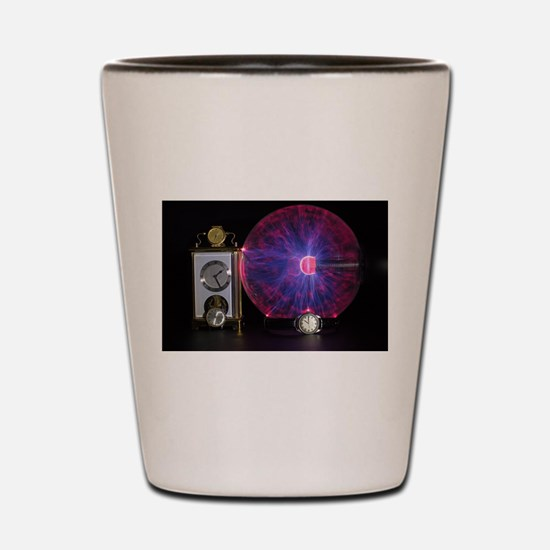 Cool Time travel Shot Glass